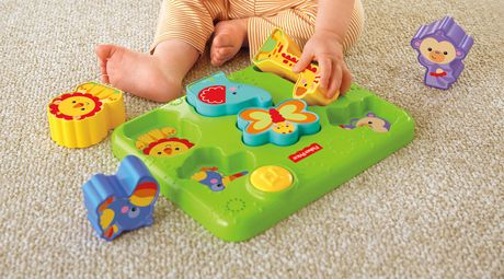 Fisher-Price Silly Sounds Puzzle - image 4 of 8