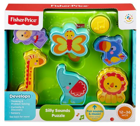 Fisher-Price Silly Sounds Puzzle - image 7 of 8