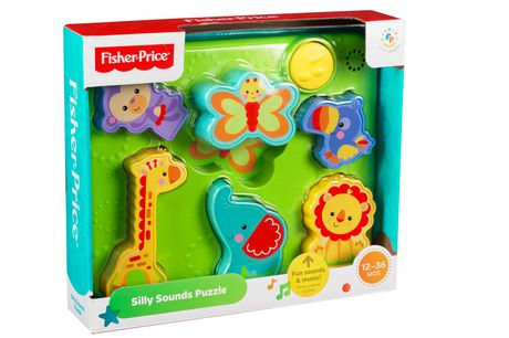 Fisher-Price Silly Sounds Puzzle - image 8 of 8