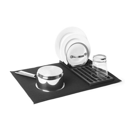 Loft 2 In 1 Drying Mat And Rack Walmart Ca