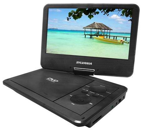 Sylvania 9 Portable Dvd Player Walmart Canada