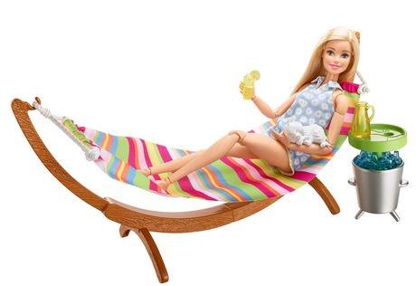 barbie meubles et accessoires hamac walmart canada. Black Bedroom Furniture Sets. Home Design Ideas