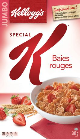 Kellogg's Special K Red Berries, Jumbo, 700g, Cereal - image 2 of 5