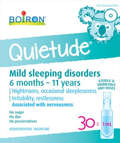 Boiron Quietude Homeopathic Medicine
