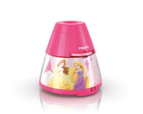 Philips Disney Princess 2 In 1 Projector And Night Light