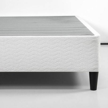 Zinus 9 Inch Smart Box Spring With 5 Inch Support Legs