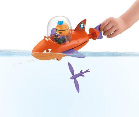 Fisher-Price Octonauts Flying Fish GUP-B Playset - image 4 of 9
