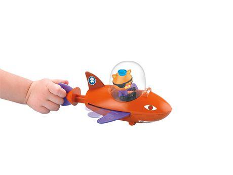 Fisher-Price Octonauts Flying Fish GUP-B Playset - image 6 of 9
