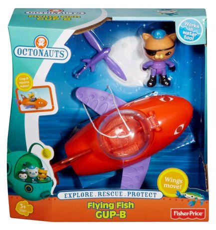 Fisher-Price Octonauts Flying Fish GUP-B Playset - image 9 of 9