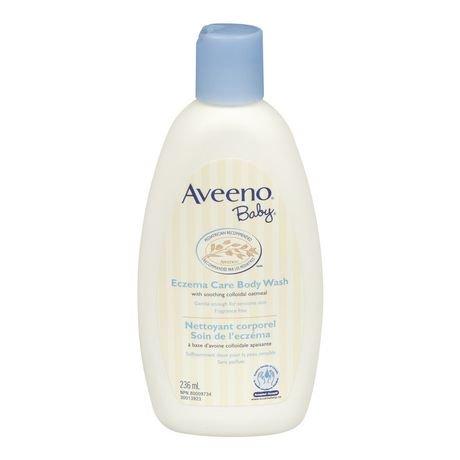 Aveeno 174 174 Baby 174 Eczema Care Soothing Colloidal Oatmeal