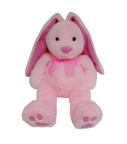 Walmart Private Label Long Ear Bunny Plush Toy - image 1 of 2
