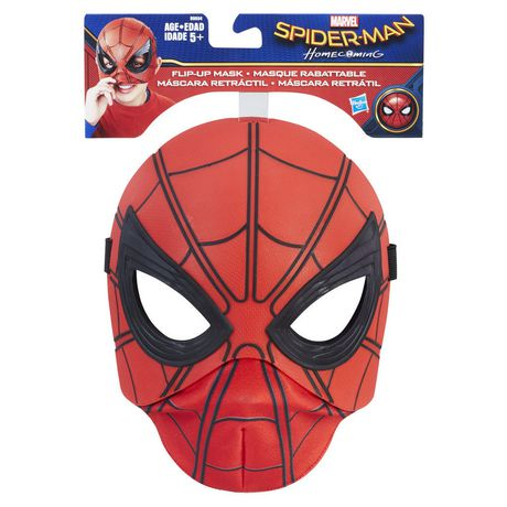 marvel spider man homecoming flip up mask walmart canada