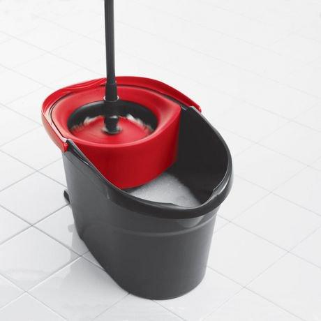 easy wring spin mop bucket system walmart canada. Black Bedroom Furniture Sets. Home Design Ideas