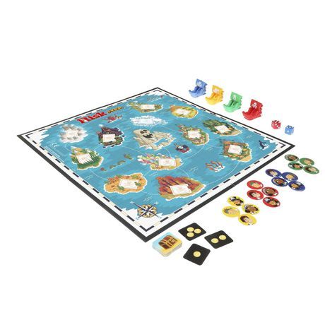 Risk Junior Game: Strategy Board Game - image 4 of 4