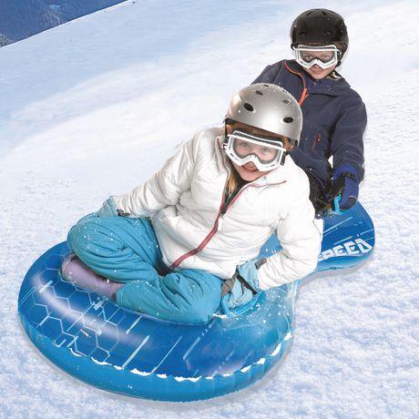 Tube à neige 3D-Mega Duo de Pipeline Sno en bleu électron - image 3 de 4