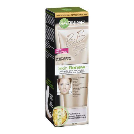 Garnier Skin Renew Beauty Balm Cream Miracle Skin Perfector Combination to Oily Skin Light/Medium - image 3 of 4