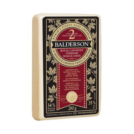 Balderson Royal Canadian Cheddar Cheese - image 1 of 2