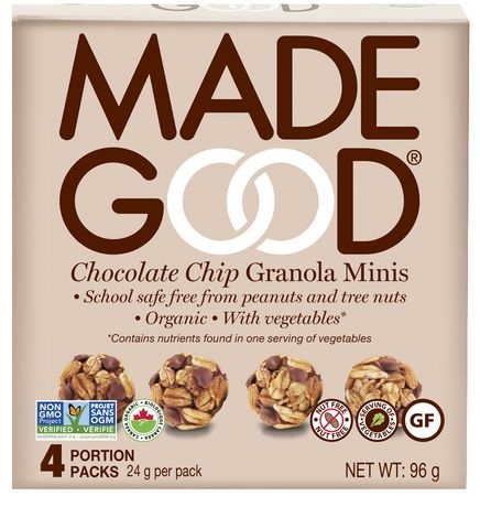 Made Good Chocolate Chip Minis - image 1 of 1