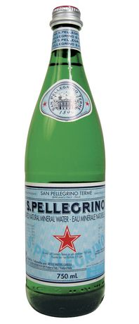 San Pellegrino Sparkling Natural Mineral Water - image 1 of 2