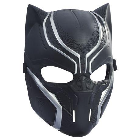 Marvel Black Panther Masque De Base De La Panthere Noire