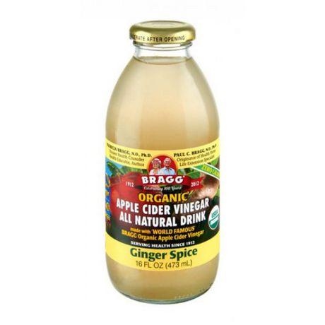 Bragg Apple Cider Vinegar Ginger Spice Walmart Canada