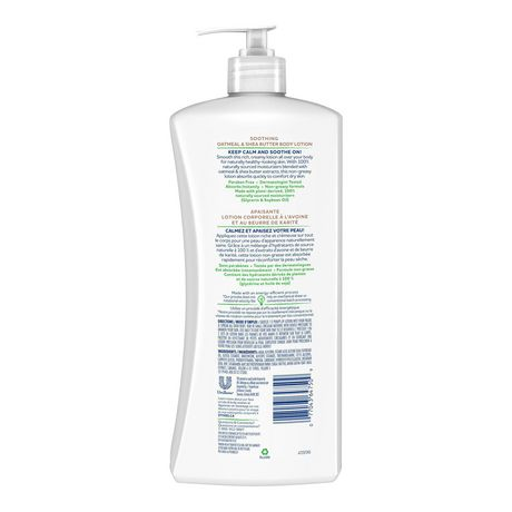 St. Ives  Oatmeal and Shea Butter Body Lotion 600ml - image 3 of 9