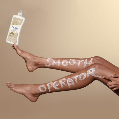 St. Ives  Oatmeal and Shea Butter Body Lotion 600ml - image 4 of 9