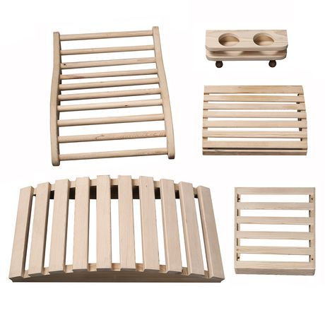 radiant saunas deluxe sauna accessory kit walmart canada. Black Bedroom Furniture Sets. Home Design Ideas