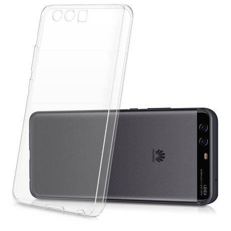l'ultimo a99a4 57e82 Exian Huawei P10 Plus TPU Slim Case Transparent Clear