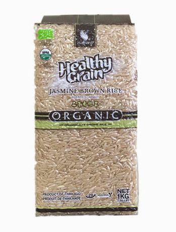 Sawat-D Healthy Grain Organic Brown Jasmine Rice | Walmart