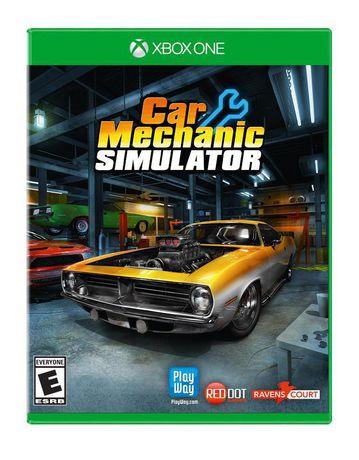 Car Mechanic Simulator [Xbox One] - image 1 of 9