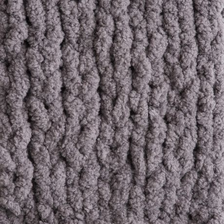 BERNAT BLANKET YARN (300G/10 5 OZ), DARK GRAY