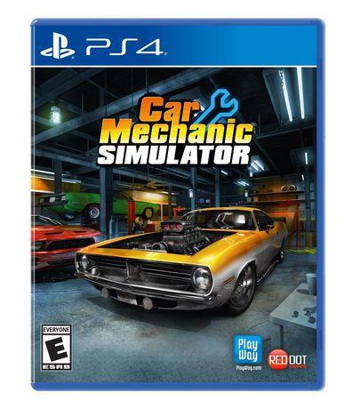 Car Mechanic Simulator (PS4) - image 1 of 9