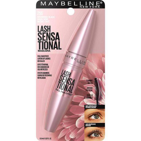 Maybelline New York, Lash Sensational®, Washable Mascara , 9.5 ml - image 2 of 8