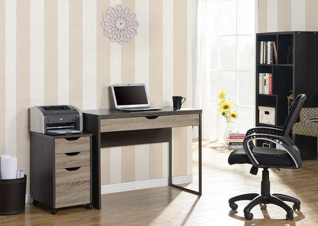 Bureau pour ordinateur portable avec un tiroir de homestar en bois