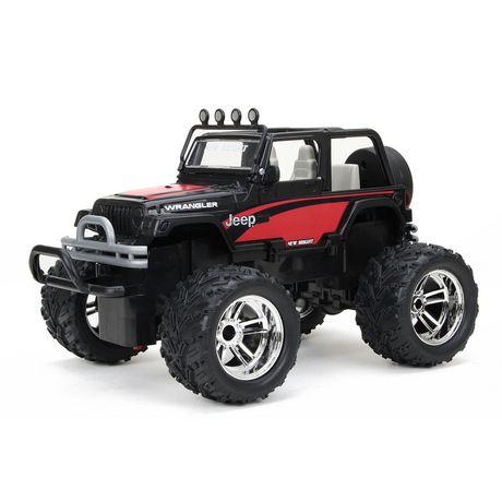 New Bright R/C 1:16 Jeep Wrangler - image 1 de 1