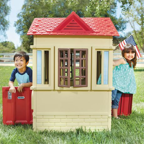 Little Tikes Cape Cottage Playhouse - Tan - image 4 of 4
