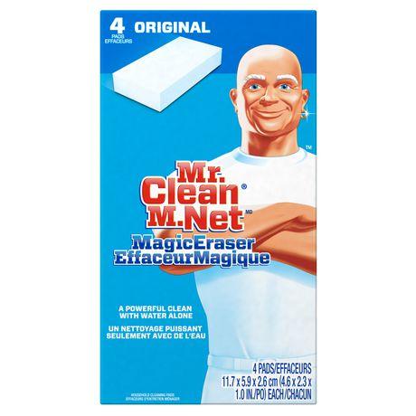 Mr Clean Magic Eraser Multi Surface Cleaner Walmart Canada