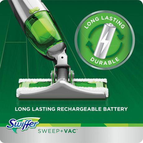 swiffer sweep vac balai aspirateur walmart canada. Black Bedroom Furniture Sets. Home Design Ideas