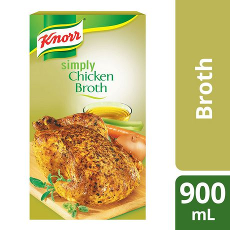 Knorr Simply Chicken Broth - image 1 of 8
