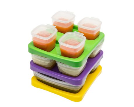 Baby Cubes Baby Food Containers Starter Kit - image 3 of 4