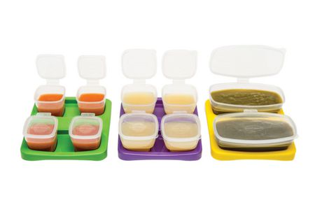 Baby Cubes Baby Food Containers Starter Kit - image 2 of 4