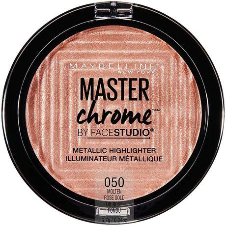 Maybelline New York Facestudio® Master Chrome™ Metallic Highlighter - image 1 of 5