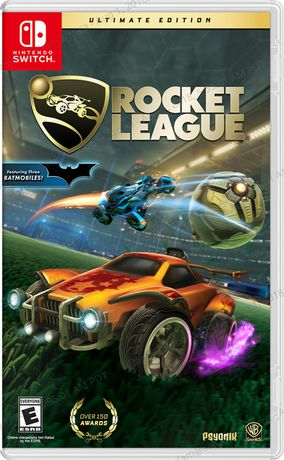 Rocket League Ultimate Edition for Nintendo Switch - image 1 of 1
