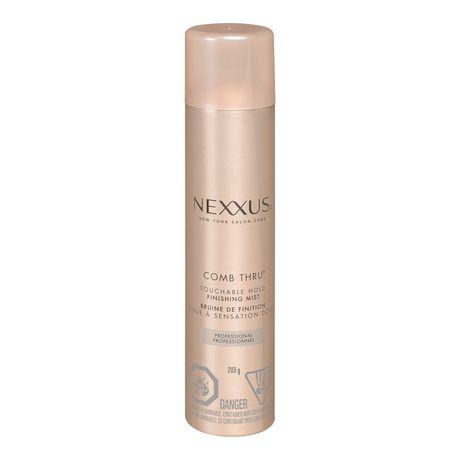 Nexxus Comb Thru Touchable Hold Design & Finishing Mist - image 2 of 6