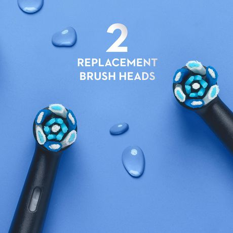 Oral-B iO Series 7 Electric Toothbrush with 2 Brush Heads, Black Onyx - image 2 of 9