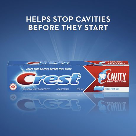 Crest Cavity Protection Toothpaste Gel, Cool Mint - image 6 of 8