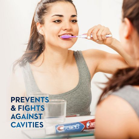 Crest Cavity Protection Toothpaste Gel, Cool Mint - image 7 of 8