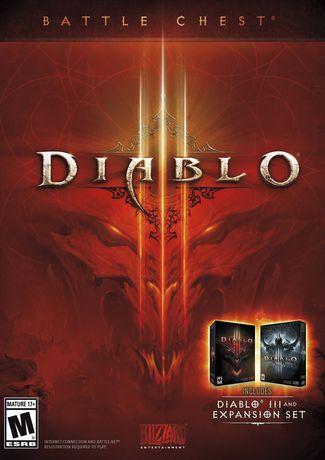 Diablo III BattleChest (PC) - image 1 of 3