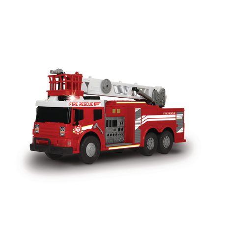 jouet camion de pompier l s de adventure force walmart. Black Bedroom Furniture Sets. Home Design Ideas